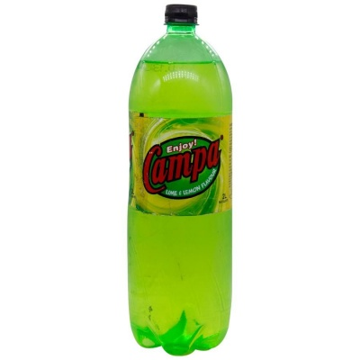 CAMPA LIME AND LEMON SOFT DRINK 2L